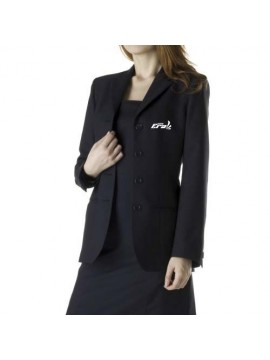 Black Air Hostess Uniform Coat